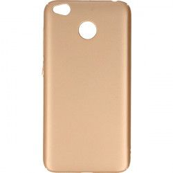 ETUI COBY SMOOTH XIAOMI REDMI 4X GOLD