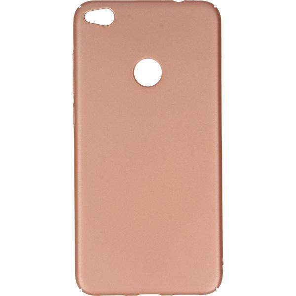 COBY SMOOTH ETUI NA TELEFON HUAWEI P8 LITE 2017 PRA -LA1 ROSE GOLD