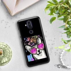 ETUI CLEAR NA TELEFON NOKIA 8.1 / X7 JODI-PEDRI2020-1-124