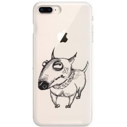 ETUI Apple iPhone 8 Plus WZÓR 195
