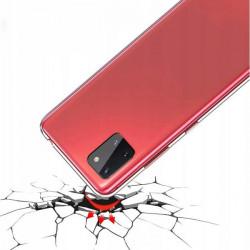 ETUI CLEAR NA TELEFON SAMSUNG GALAXY A81 / NOTE 10 LITE TRANSPARENTNY
