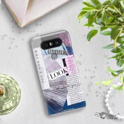 ETUI CLEAR NA TELEFON LG Q8 MAGAZINE-2020-1-100