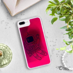 ETUI LIQUID NEON NA TELEFON APPLE IPHONE 6 PLUS / 6S PLUS RÓŻOWY ST_SAND-2020-1-100