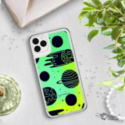 ETUI LIQUID NEON NA TELEFON APPLE IPHONE 11 PRO MAX ZIELONY ST_SAND-2020-1-105