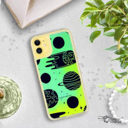 ETUI LIQUID NEON NA TELEFON APPLE IPHONE 11 ZIELONY ST_SAND-2020-1-105
