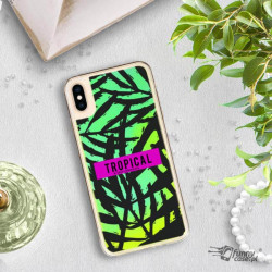 ETUI LIQUID NEON NA TELEFON APPLE IPHONE XS MAX ZIELONY ST_SAND-2020-1-105