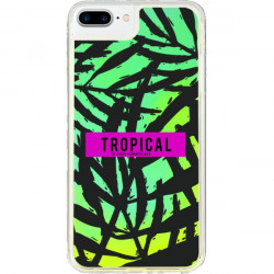 ETUI LIQUID NEON NA TELEFON APPLE IPHONE 7 PLUS / 8 PLUS ZIELONY ST_SAND-2020-1-105