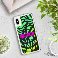 ETUI LIQUID NEON NA TELEFON APPLE IPHONE X / XS ZIELONY ST_SAND-2020-1-105