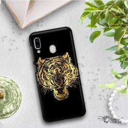 ETUI NEON GOLD NA TELEFON SAMSUNG GALAXY A21 ST_ZLC-2020-1-103