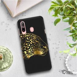 ETUI NEON GOLD NA TELEFON SAMSUNG GALAXY A60 ST_ZLC-2020-1-102
