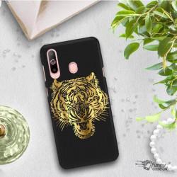 ETUI NEON GOLD NA TELEFON SAMSUNG GALAXY A60 ST_ZLC-2020-1-103