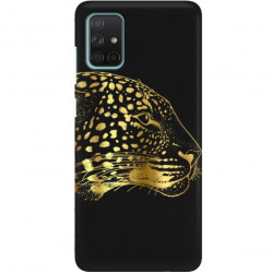 ETUI NEON GOLD NA TELEFON SAMSUNG GALAXY A71 ST_ZLC-2020-1-102
