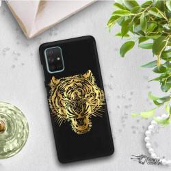ETUI NEON GOLD NA TELEFON SAMSUNG GALAXY A71 ST_ZLC-2020-1-103