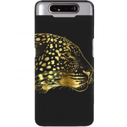 ETUI NEON GOLD NA TELEFON SAMSUNG GALAXY A80 ST_ZLC-2020-1-102