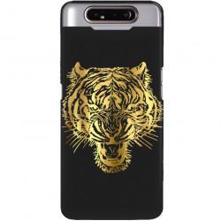 ETUI NEON GOLD NA TELEFON SAMSUNG GALAXY A80 ST_ZLC-2020-1-103