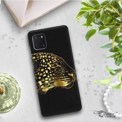 ETUI NEON GOLD NA TELEFON SAMSUNG GALAXY A91 ST_ZLC-2020-1-102