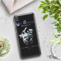 ETUI NEON SILVER NA TELEFON SAMSUNG GALAXY M30 ST_ZLC-2020-1-100