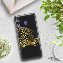 ETUI NEON GOLD NA TELEFON SAMSUNG GALAXY M30 ST_ZLC-2020-1-102