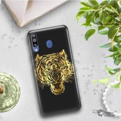 ETUI NEON GOLD NA TELEFON SAMSUNG GALAXY M30 ST_ZLC-2020-1-103