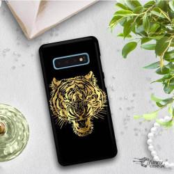 ETUI NEON GOLD NA TELEFON SAMSUNG GALAXY S10 5G ST_ZLC-2020-1-103