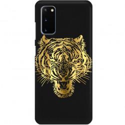 ETUI NEON GOLD NA TELEFON SAMSUNG GALAXY S20 ST_ZLC-2020-1-103