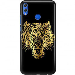 ETUI NEON GOLD NA TELEFON HUAWEI HONOR 8X ST_ZLC-2020-1-103