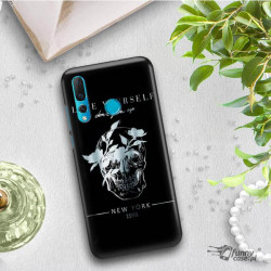 ETUI NEON SILVER NA TELEFON HUAWEI NOVA 4 ST_ZLC-2020-1-100