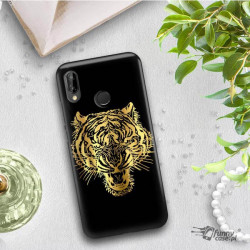 ETUI NEON GOLD NA TELEFON HUAWEI P20 LITE 2019 ST_ZLC-2020-1-103