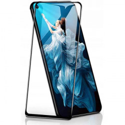 BLACK IRON GLASS 9D NA TELEFON HUAWEI NOVA 5T TRANSPARENTNY