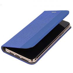 ETUI BOOK SENSITIVE NA TELEFON SAMSUNG GALAXY A51 NIEBIESKI