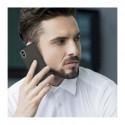 ETUI GUMA SMOOTH NA TELEFON LG K40S CZARNY
