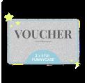 VOUCHER GIFT CARD JEDNO ETUI 1X ETUI