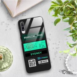 ETUI BLACK CASE GLASS NA TELEFON SAMSUNG GALAXY A70 FCG_2020-1_115