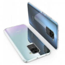 ETUI CLEAR NA TELEFON XIAOMI REDMI NOTE 9 TRANSPARENT