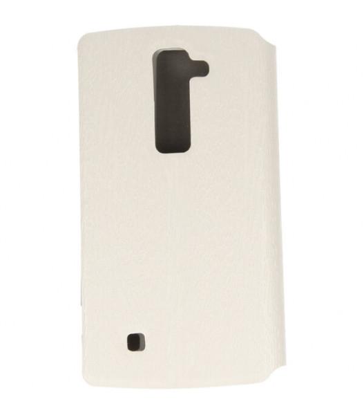FLIP BOOK ETUI NA TELEFON LG MAGNA H500 G4C G4 MINI H525 BIAŁY