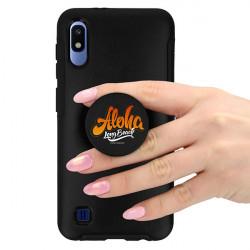 ETUI JOY NA TELEFON SAMSUNG GALAXY A10 CZARNY ST_JOY-2020-2-100