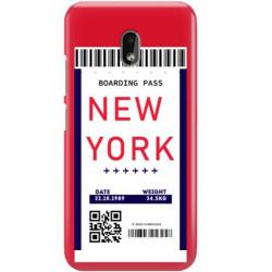 ETUI CLEAR NA TELEFON NOKIA 2.2 BOARDING-CARD2020-1-100