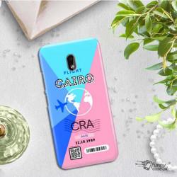 ETUI CLEAR NA TELEFON NOKIA 2.2 BOARDING-CARD2020-1-102