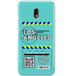 ETUI CLEAR NA TELEFON NOKIA 2.2 BOARDING-CARD2020-1-103
