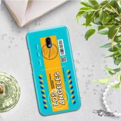 ETUI CLEAR NA TELEFON NOKIA 2.2 BOARDING-CARD2020-1-104