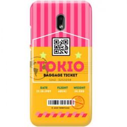 ETUI CLEAR NA TELEFON NOKIA 2.2 BOARDING-CARD2020-1-107