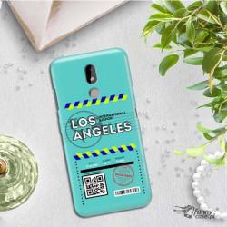 ETUI CLEAR NA TELEFON NOKIA 3.2 BOARDING-CARD2020-1-103