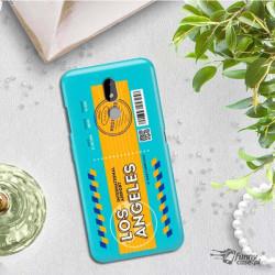 ETUI CLEAR NA TELEFON NOKIA 3.2 BOARDING-CARD2020-1-104