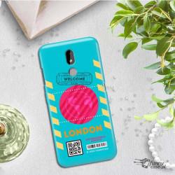ETUI CLEAR NA TELEFON NOKIA 3.2 BOARDING-CARD2020-1-106