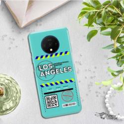 ETUI CLEAR NA TELEFON ONEPLUS 7T BOARDING-CARD2020-1-103