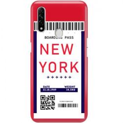 ETUI CLEAR NA TELEFON OPPO A8 / A31 2020 BOARDING-CARD2020-1-100