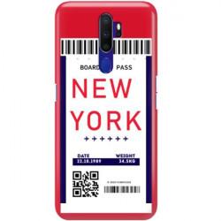ETUI CLEAR NA TELEFON OPPO A9 2020 BOARDING-CARD2020-1-100