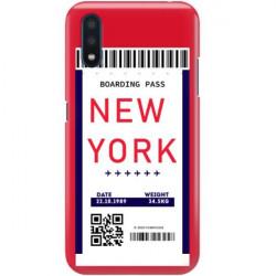 ETUI CLEAR NA TELEFON SAMSUNG GALAXY A01 BOARDING-CARD2020-1-100