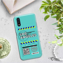 ETUI CLEAR NA TELEFON SAMSUNG GALAXY A01 BOARDING-CARD2020-1-103