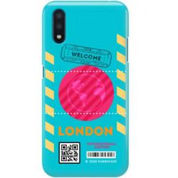 ETUI CLEAR NA TELEFON SAMSUNG GALAXY A01 BOARDING-CARD2020-1-106